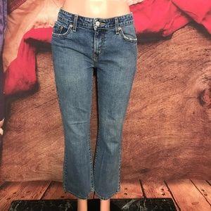 Levi's 515 Boot Cut Jeans 10 30x28